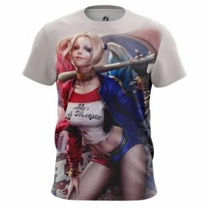 Мужская футболка Harley Quinn Харли Квин DC Комикс - m tee harleyquinn 1482275333 291