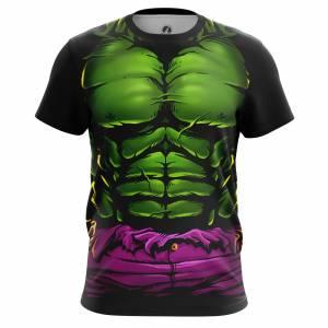 Мужская футболка Hulk suit Халк - m tee hulksuit 1482275339 315