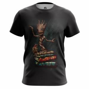 Мужская футболка Стражи Галактики I am books - m tee iambooks 1482275340 319