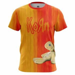 Мужская футболка Группа Korn Issues Корн - m tee issues 1482275348 337