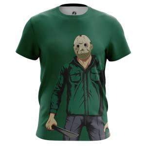 Мужская футболка Jason - m tee jason 1482275351 343