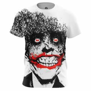 Купить Москва СПБ Киев Алматы Мужская футболка Lovely Smile Джокер DC Комикс