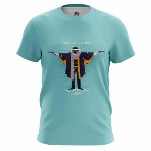 Мужская футболка Major Warren - m tee majorwarren 1482275368 388