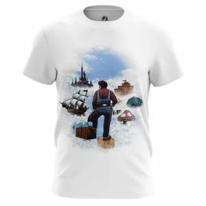 Мужская футболка MarioWorld Марио Игра Нинтендо - m tee marioworld 1482275371 395
