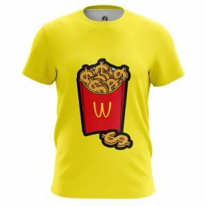 Мужская футболка Поп арт McMoney - m tee mcmoney 1482275374 404