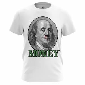Мужская футболка Юмор Money - m tee money 1482275381 419