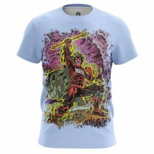 Мужская футболка Юмор Mr Marvel - m tee mrmarvel 1482275384 428