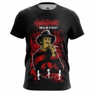 Мужская футболка Nightmare on elm street - m tee nightmareonelmstreet 1482275390 445