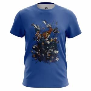 Мужская футболка Nintendo Brawl Нинтендо Консоль - m tee nintendobrawl 1482275391 448
