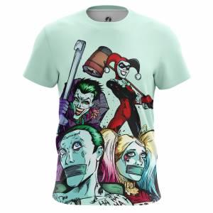 Мужская футболка Old vs New DC Комикс Герои - m tee oldvsnew 1482275397 462