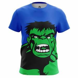 Мужская футболка Поп арт Pop Hulk Халк Марвел Комикс - m tee pophulk 1482275404 487