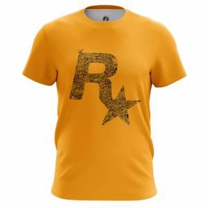 Мужская футболка GTA Rockstar Games ГТА Игра - m tee rockstargames 1482275414 519