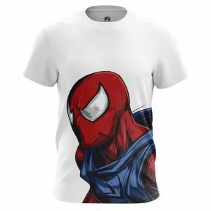 Мужская футболка Scarlet Spider Человек-Паук Спайдермен - m tee scarletspider 1482275420 532