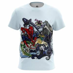 Мужская футболка Шестёрка Злодеи Человек Паук - m tee sinistersix 1482275423 542