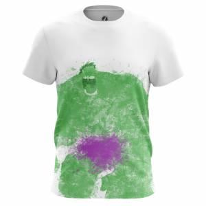 Мужская футболка Splash Hulk Халк - m tee splashhulk 1482275434 571