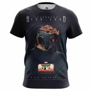 Мужская футболка Стражи Галактики Star Lord - m tee starlord 1482275435 576