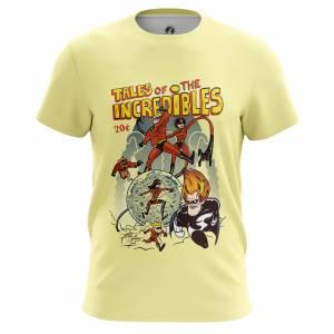 Мужская футболка Мульты The Incredibles - m tee theincredibles 1482275446 605