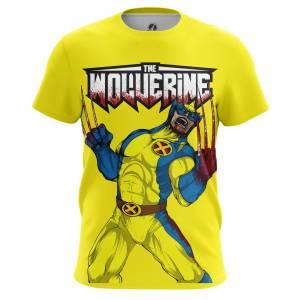 Мужская футболка The wolverine Росомаха - m tee thewolverine 1482275449 612