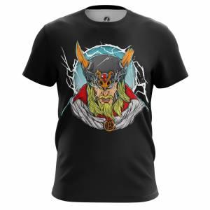 Мужская футболка Thor Тор Рагнарёк Мстители - m tee thor2 1482275450 615