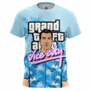 Мужская футболка GTA Tommy Vercetti ГТА Игра - m tee tommyvercetti 1482275451 622