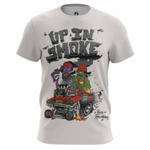 Мужская футболка Up in smoke - m tee upinsmoke 1482275459 642