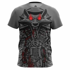 Мужская футболка Witcher Ведьмак Игра - m tee witcher 1482275465 668
