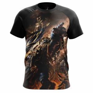 Мужская футболка Warhammer Space Marines Вархаммер Игра - m tee 1482275429 560