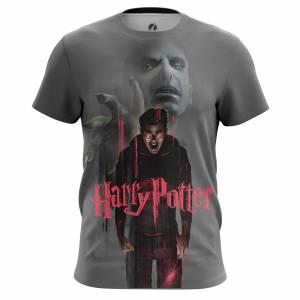 Мужская футболка Гарри Поттер - Harry Potter - mbwclm2t 1496314065
