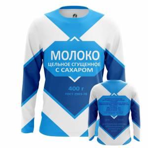 Мужской лонгслив Россия Сгущенка - popatehc 1499780850