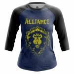 Женский Реглан Warcraft Alliance Варкрафт - w rag alliance 1482275250 54