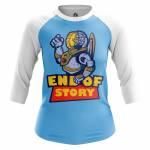 Женский Реглан Мульты End of Story - w rag endofstory 1482275310 229