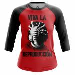 Женский Реглан Viva la reproduction Фильм Чужой - w rag vivalareproduction 1482275463 652