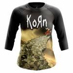Женский Реглан Группа Korn Follow the Leader Корн - w rag 1482274715 11