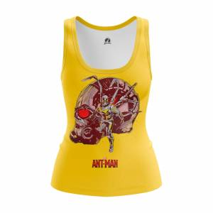 Женская Майка Antman Человек-Муравей - w tan antman 1482275251 60