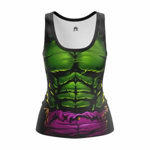 Женская Майка Hulk suit Халк - w tan hulksuit 1482275339 315