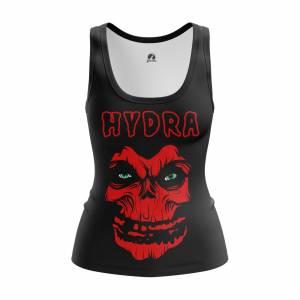 Женская Майка Hydra Хайль Гидра - w tan hydra 1482275340 318