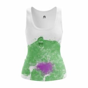 Женская Майка Splash Hulk Халк - w tan splashhulk 1482275434 571