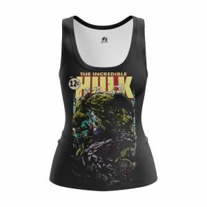 Женская Майка The Incredible Hulk Халк - w tan theincrediblehulk 1482275446 604