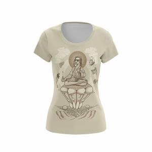 Женская футболка Bowling God - w tee bowlinggod 1482275264 98