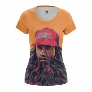 Женская футболка Bubba Gump - w tee bubbagump 1482275265 106