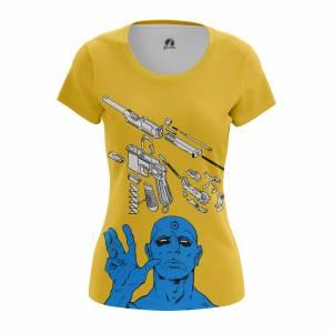 Женская футболка Disarmed Хранители DC Комикс - w tee disarmed 1482275299 201