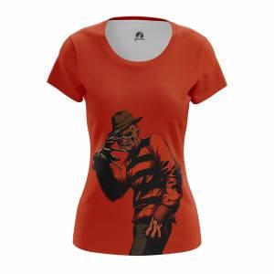 Женская футболка Krueger - w tee krueger 1482275364 373