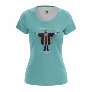 Женская футболка Major Warren - w tee majorwarren 1482275368 388