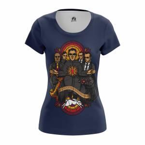 Женская футболка Matrix Фильм Матрица - w tee matrix 1482275374 402