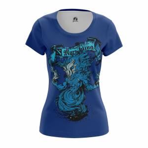 Женская футболка DotA Morphling Дота 2 Игра - w tee morphling 1482275384 424