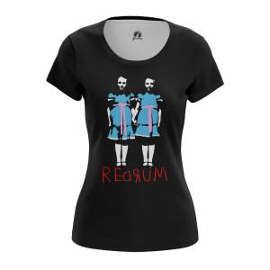 Женская футболка RedRum Редрам Сияние - w tee redrum 1482275411 508
