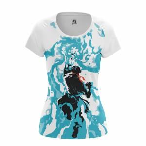 Женская футболка Игры Ryu Игра Уличный Боец Сега - w tee 1482274718 30