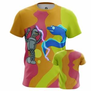 Мужская футболка Футурама Party Time - xozifhzi 1491484262