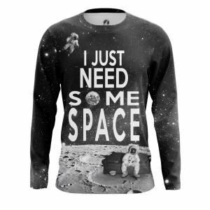 Мужской лонгслив Космос Need Space Планеты Звёзды - zjti1e7p 1496925546