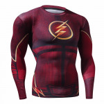 Flash-Compression-Rashguard-Sport-Crossfit-DC-Comics-buy